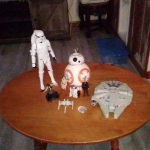 Star Wars Figures Bundle